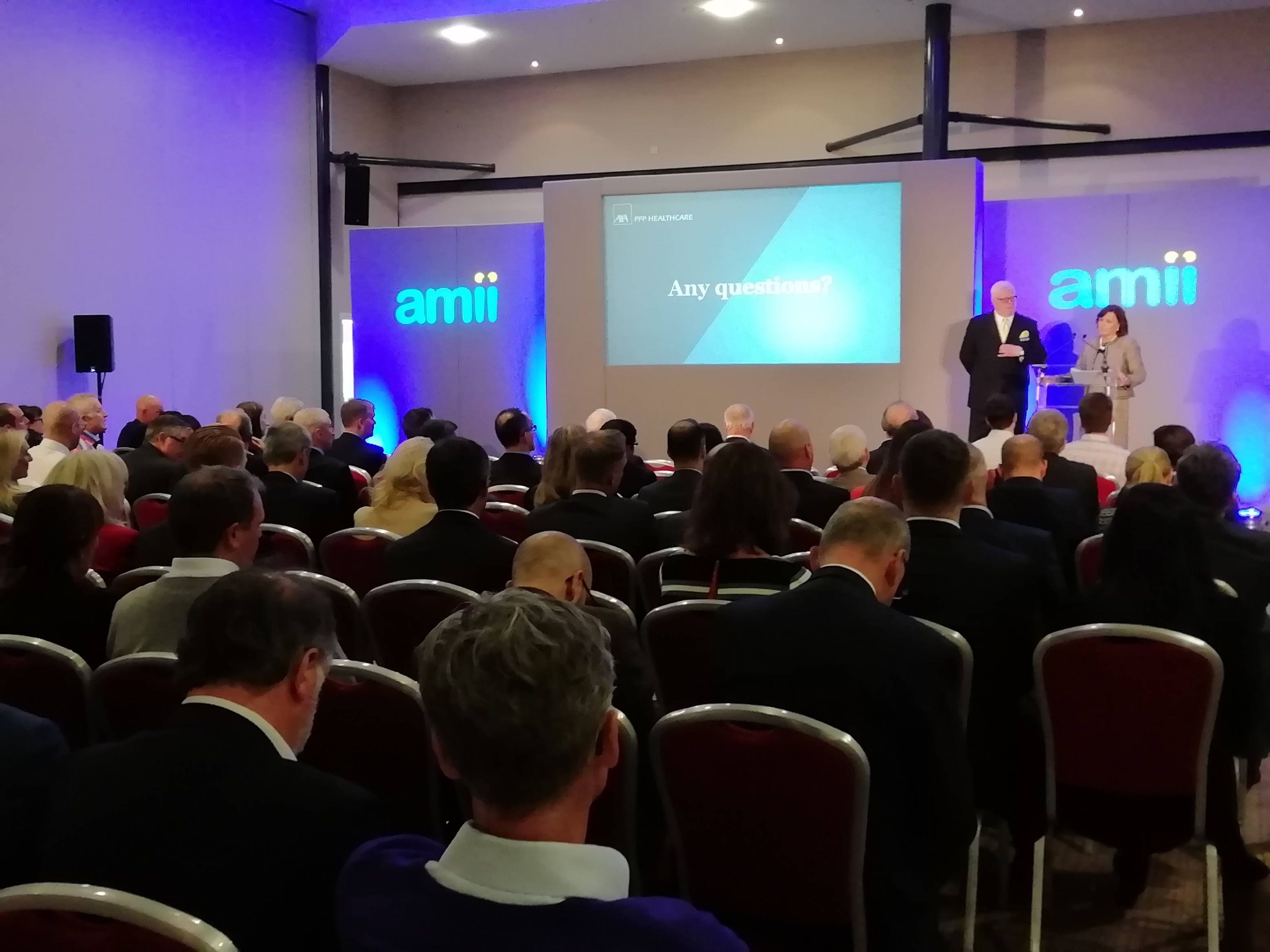 'The future of the healthcare industry is now' – AMII AGM told